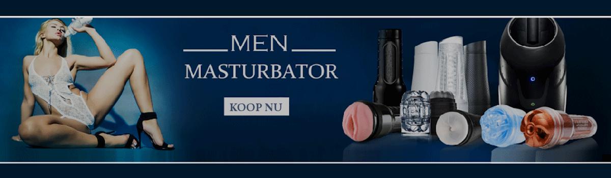2. masturbator banner voor nederland